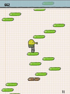 PLAY MARKET - Плей маркет: Doodle Jump Android