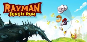 Рэйман прыжки в джунглях - Rayman Jungle Run на Android