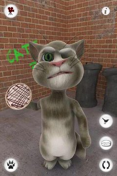 Gameplay ���� Talking Tom Cat. ��������� ��������� ��� ��� - Android ���� ��� ��������