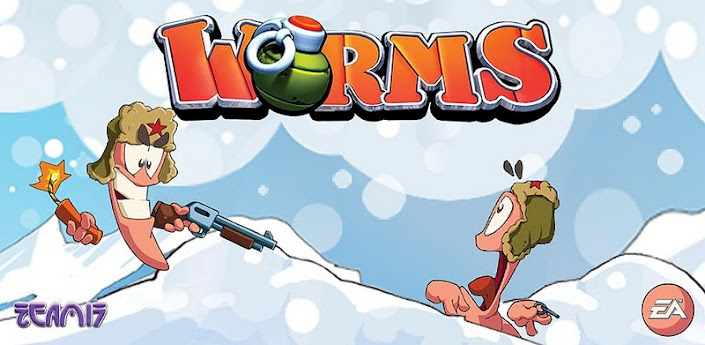 Gameplay ���� Worms. ��������� �������� - Android ���� ��� ��������