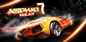 ������� ��������� ���� Asphalt 7: Heat - �� �������. ������� ������� 7: ���� ��� Android