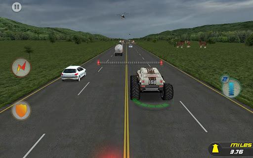 Crazy monster truck escape скриншоты сумасшедший