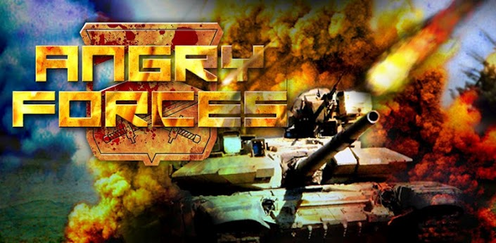 Angry Forces - Злые силы на Android
