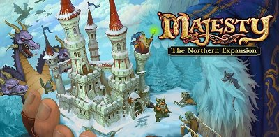 Majesty: Northern Expansion - Majesty: Завоевание севера на Android